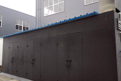 中石油betway官网手机版气瓶室建设(四川泸州)