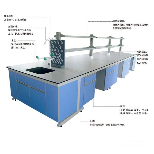 钢木实验台 APR-GM-S4