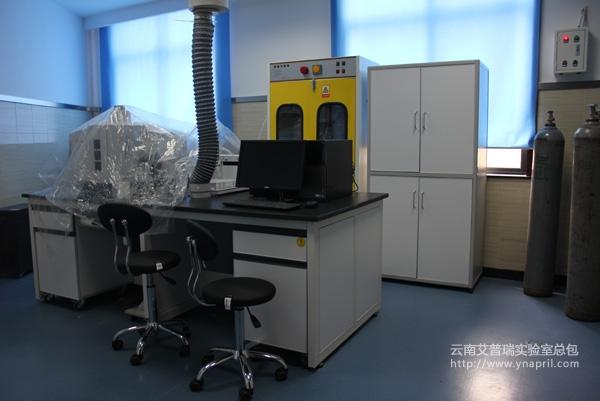 昆明烟草质监站实验室建设