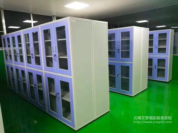 航佳食品公司实验室建设